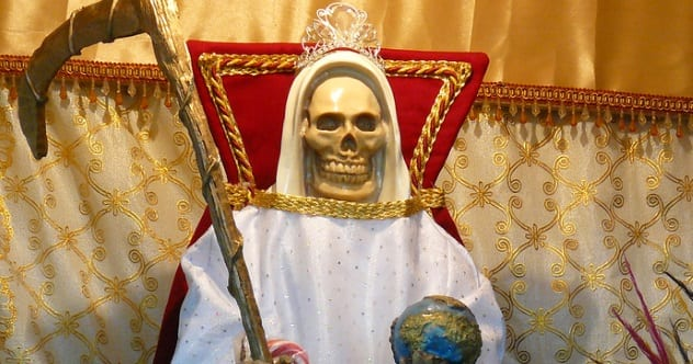 10 Facts About Santa Muerte, Our Lady Of Holy Death - Listverse