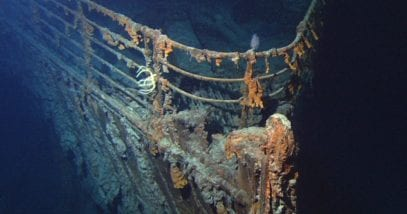 10 Eerie Facts About The Titanic