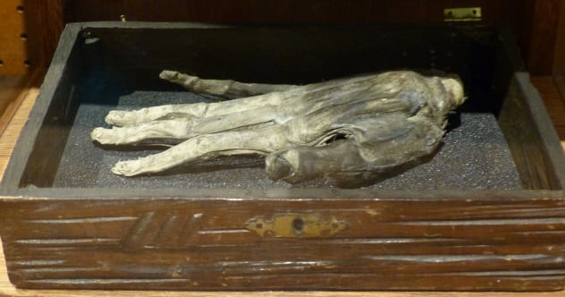 10 Real Objects With Alleged Supernatural Powers