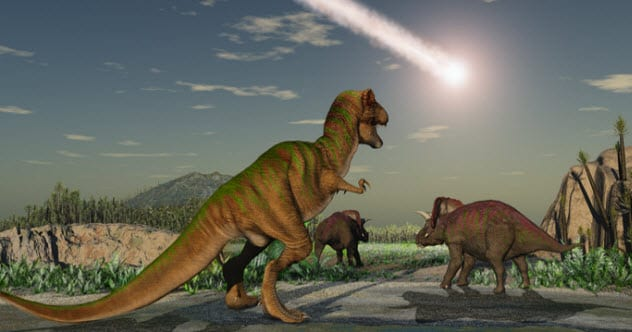 Photo of 10 Obscure But Amazing Episodes From Earth's Mass Extinctions