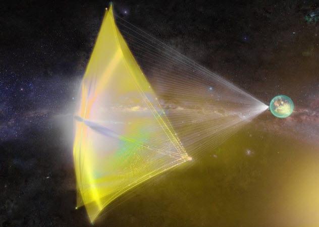 10 Realistic Designs For Interstellar Spaceships