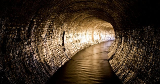 Photo of 10 Rivers Around The World Forced Underground