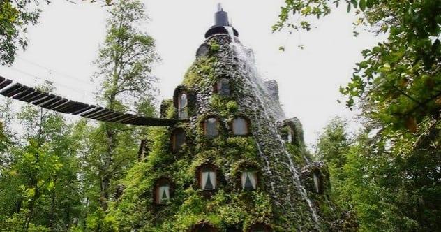 Photo of 10 Unusual  Hotels Around The World