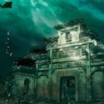 10 Abandoned Settlements Which Are Now Underwater