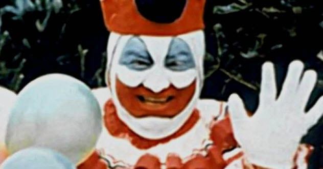 10 Creepiest Facts About Killer Clown John Wayne Gacy