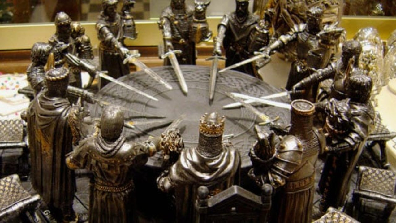 10 Knights Of The Round Table You've Never Heard Of - Listverse