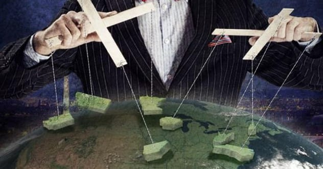 10 Crazy Conspiracies That Rocked Governments