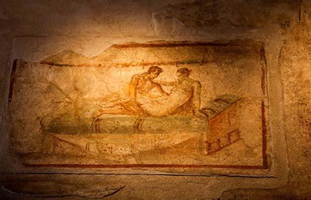 Brothel Pompeii