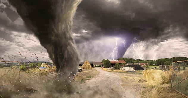 10 Harrowing Stories Of Surviving Nature's Fury