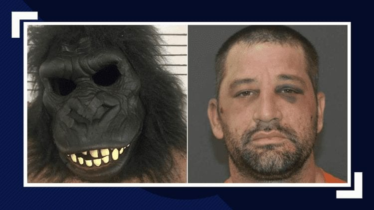 gorilla meth arrested