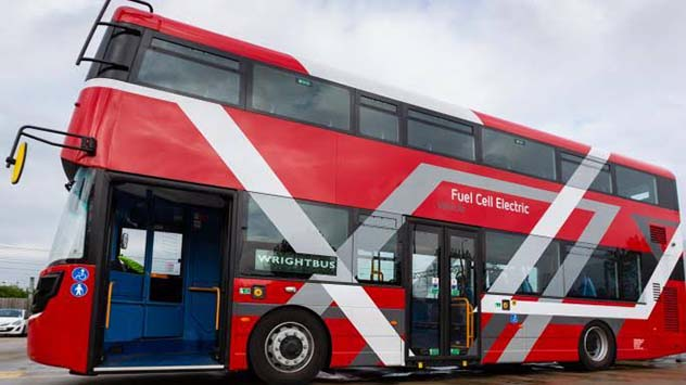 Wrightbus bus company