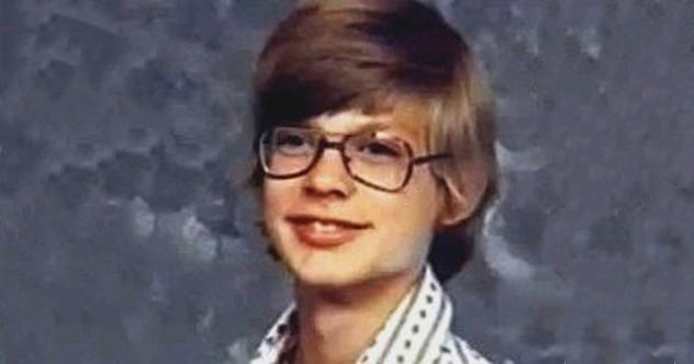 Jeffrey Dahmer at 18 years of age