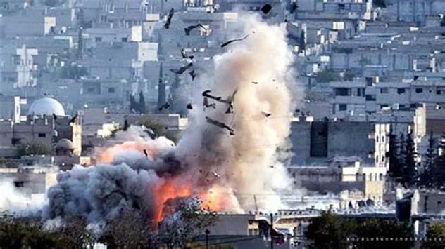 Tokhar Airstrikes