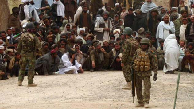 Kandahar Massacre