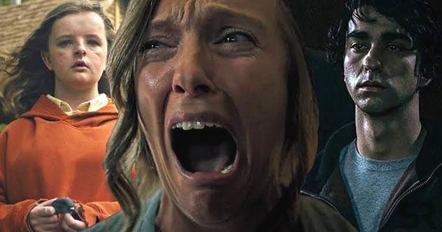Top 10 Creepy Scenes In Movies