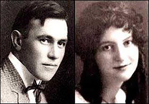 Edmund Kempers Grandparents
