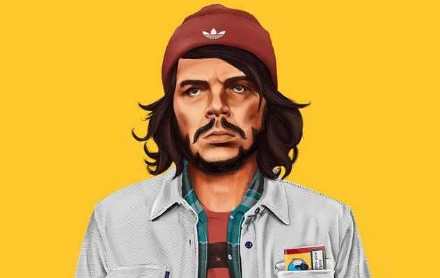 Che Guevara hipster