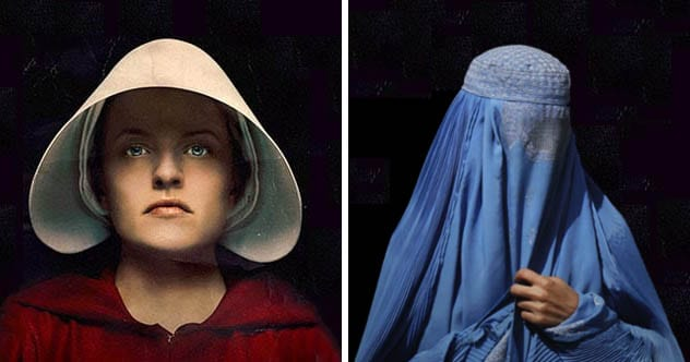 10 Real Countries Straight Out Of The Handmaid's Tale [DISTURBING]