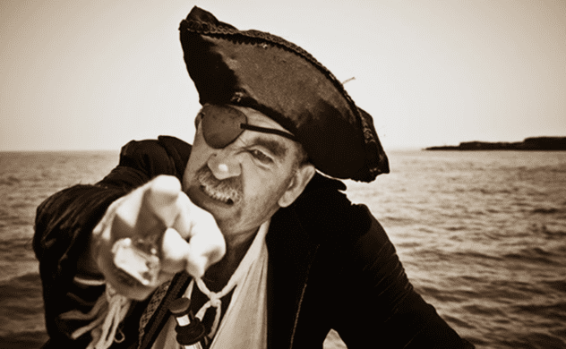 Hoax pirate Edward Owens