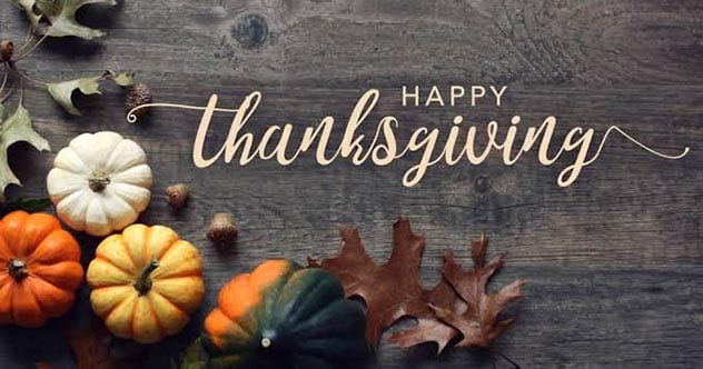 Photo of Happy Thanksgiving From Listverse!