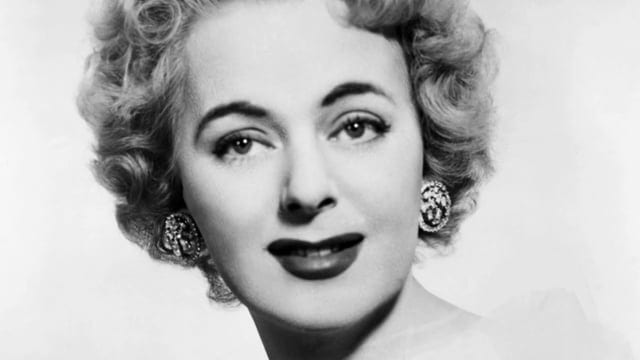 Actress Christine Jorgenson