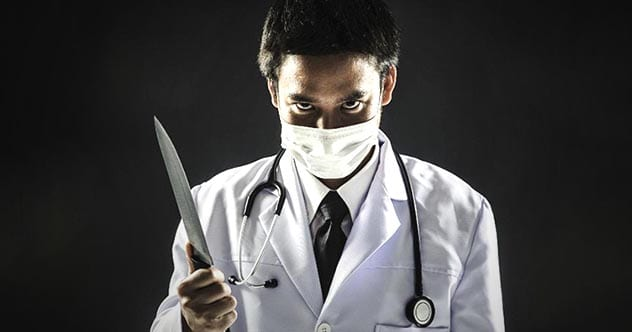 Photo of Top 10 Disturbing Facts About Doctors