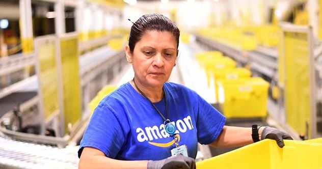 Photo of Top 10 Horrifying Facts About Working In An Amazon Warehouse