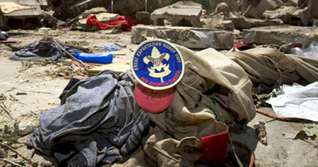 Photo of Top 10 Terrible Tragedies Of The Boy Scouts