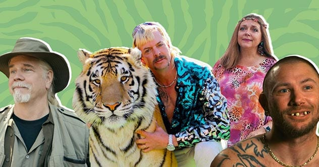 8 Of The Most Bizarre Tiger King Revelations