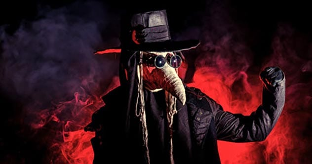 8 Fascinating Facts About Plague Doctors