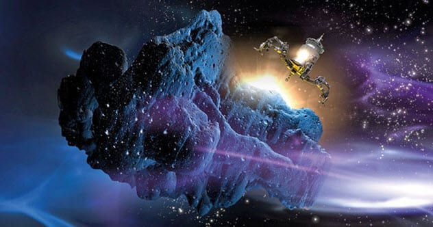 Photo of Top 10 Facts About Asteroid Mining