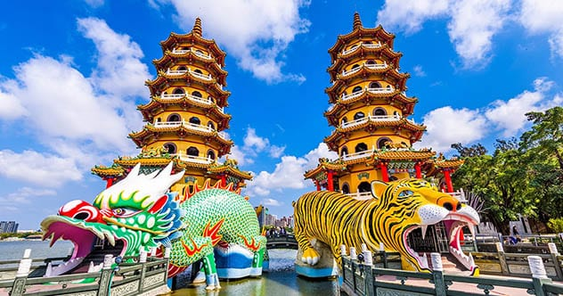 """Top 10 Fascinating Facts About The Nation Of Taiwan (""""Real"""" China)"""