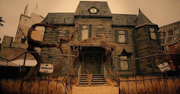 Photo of 10 Houses Of Horror And Their Eventual Fates