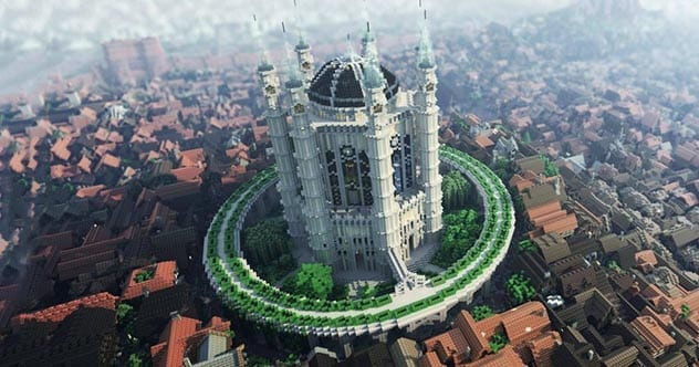 Photo of Top 10 Amazing Places You Can Visit (In Minecraft)