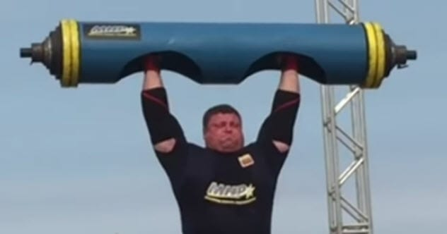Photo of Top 10 Incredible Feats Of Strength