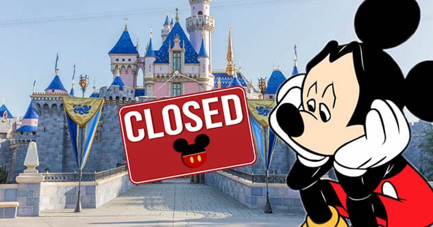 Photo of 10 Rare Events That Forced Disney To Close Their Parks