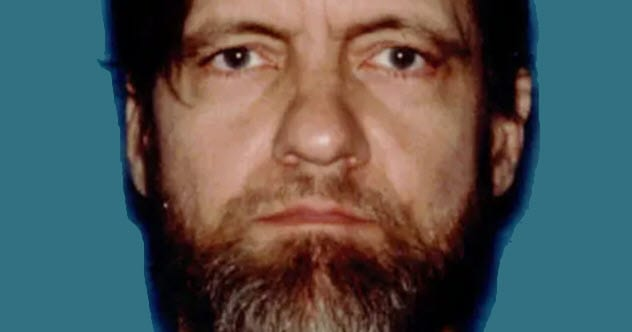 Top 10 Disturbing Facts About The Unabomber
