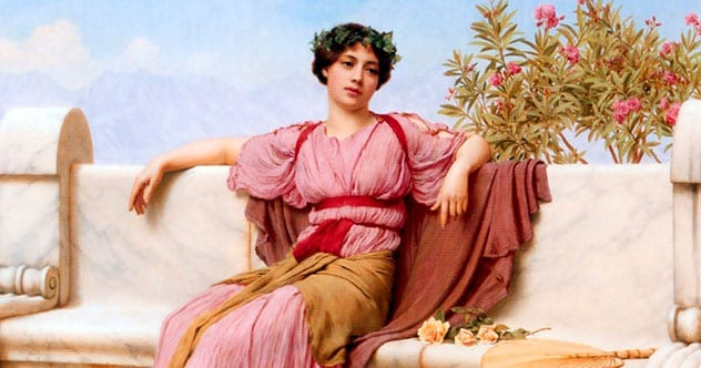 Top 10 Amazing Women Of The Ancient World - Listverse