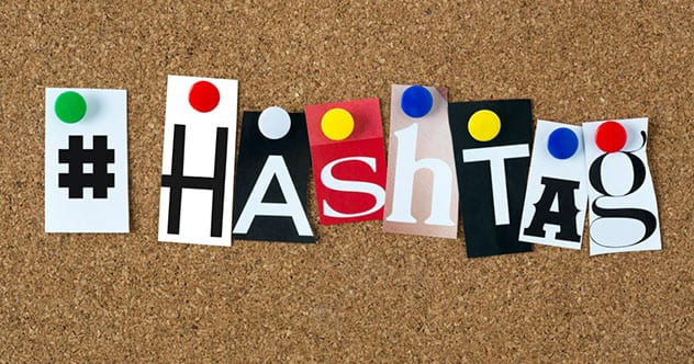 Top 10 Facts About Hashtags
