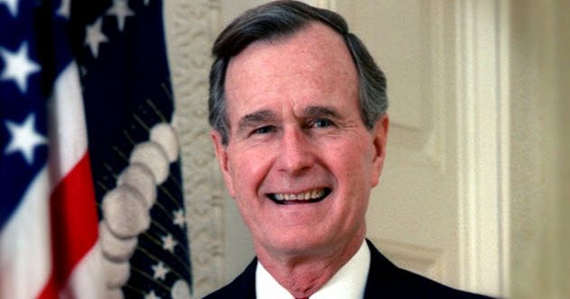 10 Vital Facts From The Life Of George H W Bush Listverse