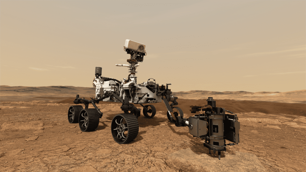 Top 10 Tremendous Features Of The Mars Perseverance Rover - Listverse