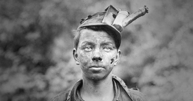 Top 10 Terrible Jobs Boys Have Done Through History