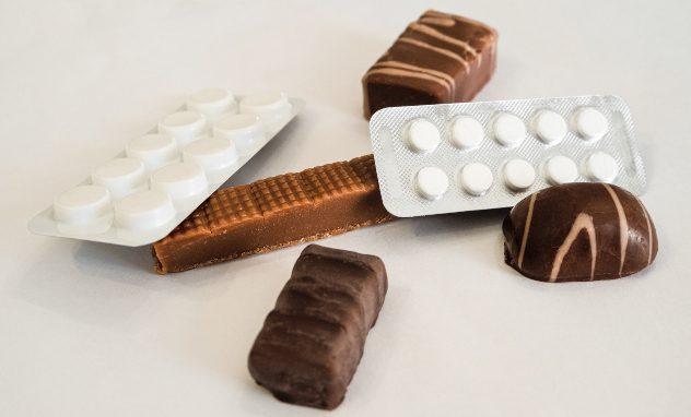 chocolate-pills